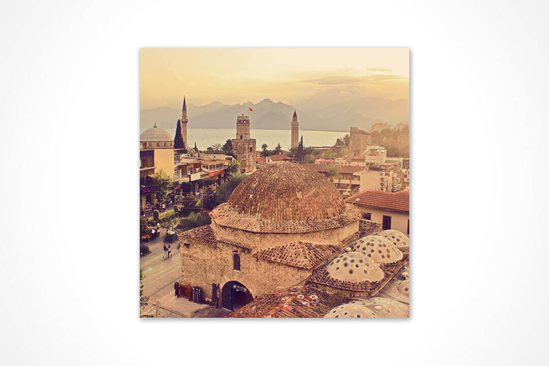 Kare - Antalya Kaleiçi 09
