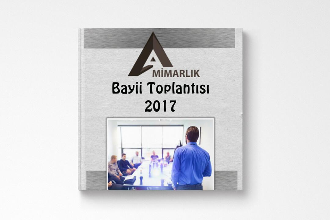 Toplantı / Organizasyon (21x21cm)