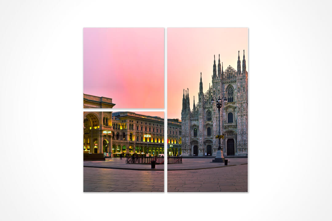 3 Parça Karma - Milano 10