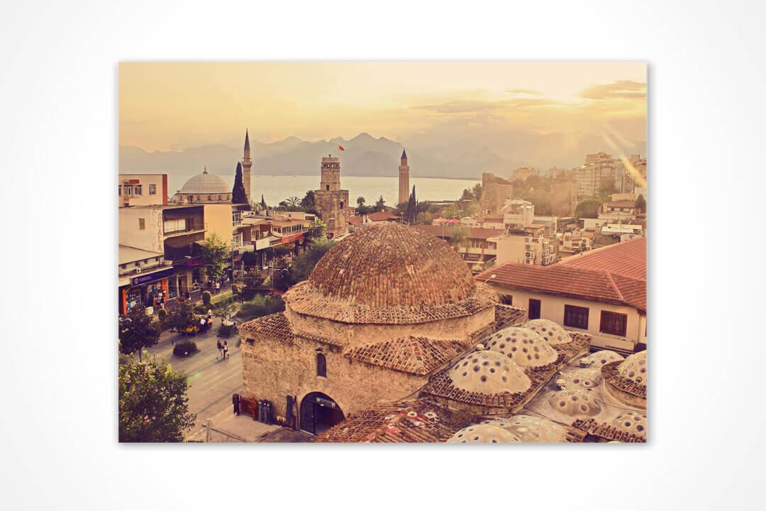 Yatay - Antalya Kaleiçi 06