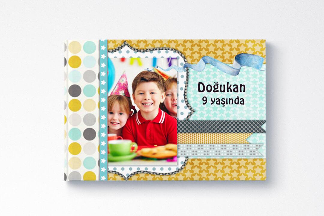 Doğum Günü / Erkek Çocuk (29,5x21 cm)