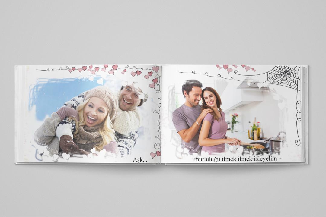 Evlilik Yıldönümü (21x15 cm)