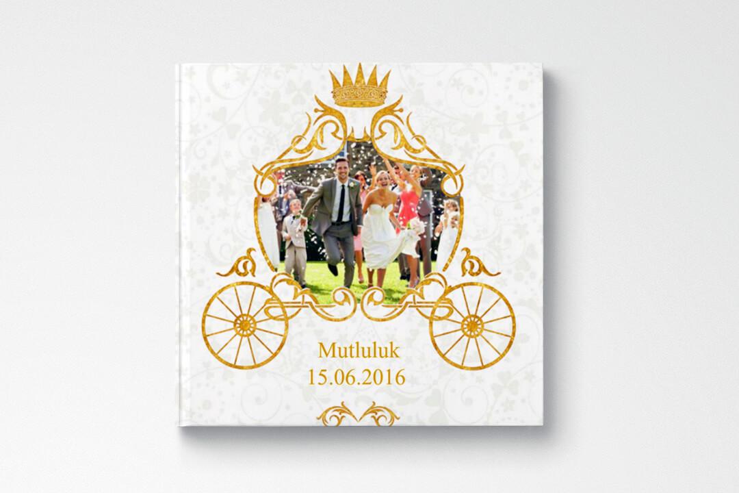 Evlilik / Düğün (21x21cm)