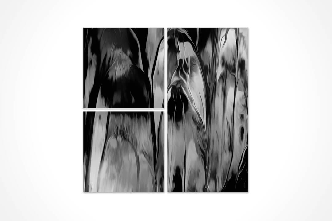3 Parça Karma - Soyut 08