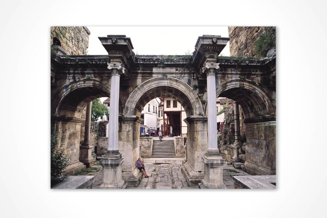 Yatay - Antalya Üçkapılar 02