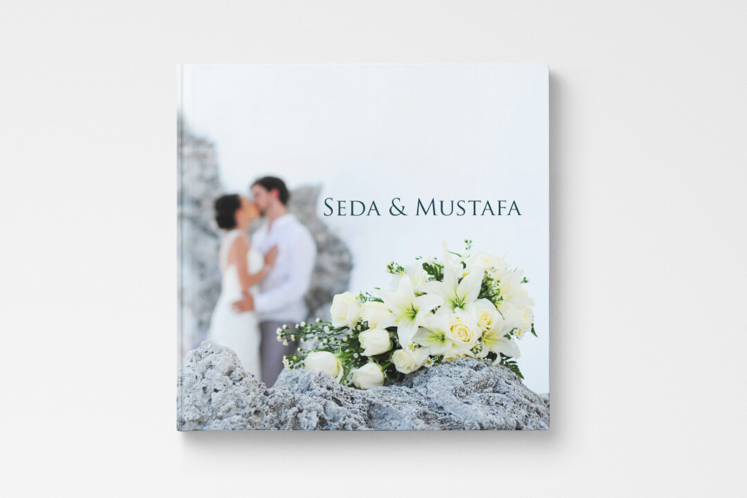 Evlilik / Düğün (15x15cm)