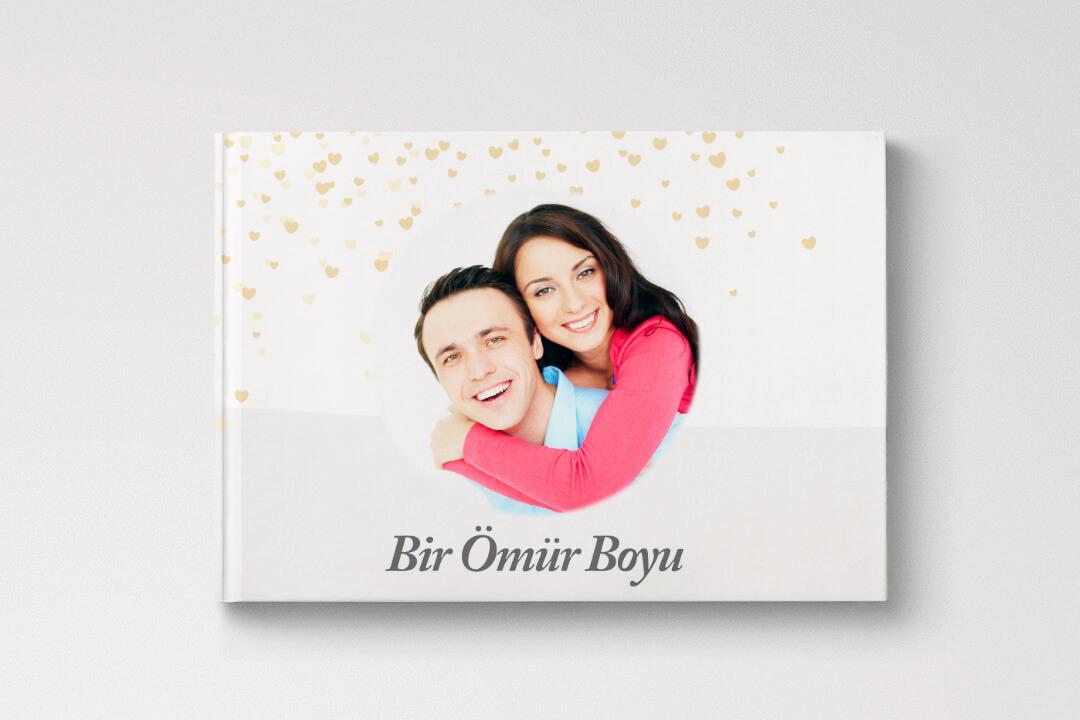 Evlilik Yıldönümü (29,5x21 cm)